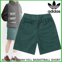 大注目コラボ!ADIDAS X JONAH HILL BASKETBALL SHORT