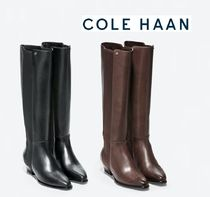 Sale★【Cole Haan】ロングブーツ★ Hallee Stretch Boot