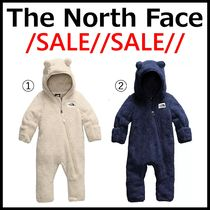 //SALE// The North Face 赤ちゃんクマ耳ワンピース One-Piece