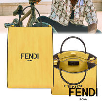 FENDI フェンディ FENDI PACK SMALL SHOPPING BAG
