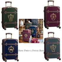 Pottery Barn(ポッタリーバーン) スーツケース SALE♪pottery burn HARRY POTTER Hard-Sided  Carry-on Spinner