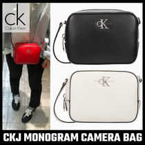 【Calvin Klein】CKJ MONOGRAM CAMERA BAG