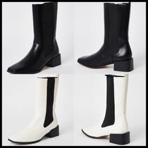 ASOS River Island high ankle gusset boot