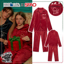 【SPAO】ホームアローン コラボ ボア パジャマ