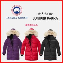 CANADA GOOSE(カナダグース) キッズアウター 大人もOK!【CANADA GOOSE】YOUTH JUNIPER PARKA