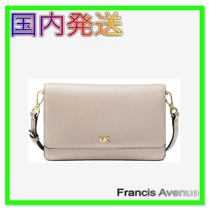国内発 Michael Kors Mott Phone Crossbody Wallet