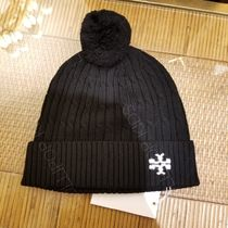 2020NEW♪ Tory Burch ◆ CABLE KNIT HAT