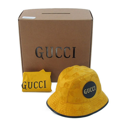GUCCI ハット GUCCI::Off The Grid バケットハット:S 57cm[RESALE]
