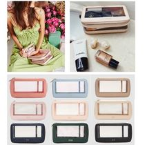 The Daily Edited(ザ デイリー エディテッド) ポーチ ☆世界に1つ☆【The Daily Edited】Clear Travel case Medium