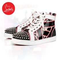 ●送料込●Christian Louboutin●Lou Spikes Woman