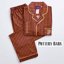Pottery Barn(ポッタリーバーン) ルームウェア・パジャマ 送関込*Pottery Barn*HARRY POTTER GRYFFINDOR Adult パジャマ