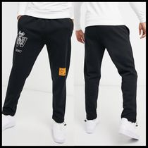 Topman joggers with bungee cords in black