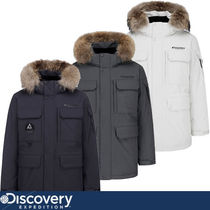 Discovery EXPEDITION(ディスカバリー) ダウンジャケット ★DISCOVERY★『特別な冬』Milford Goosedown Mid-Padding