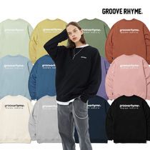 [grooverhyme] NYC LOCATION SWEAT SHIRTS
