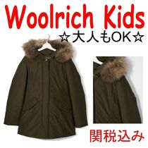 WOOLRICH(ウールリッチ) キッズアウター 【大人もOK】☆Woolrich Kids☆ G'S Arctic パーカーコート