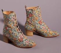 セール関税込☆Anthropologie限定☆Myrtle Lace-Up Boots