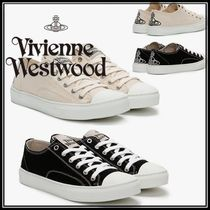 ◆Vivienne Westwood◆PLIMSOLL LOW TOP スニーカー