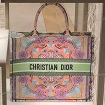 DIOR★BOOK TOTE Dior In Lights エンブロイダリー★すぐ届く