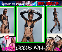 xoxo【 DOLLS KILL 】DEAD END LINGERIE SET