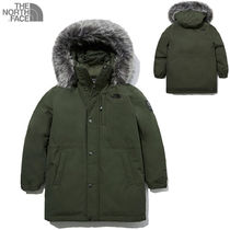[THE NORTH FACE] K'S MCMURDO ALPHA DOWN PARKA ☆大人気☆
