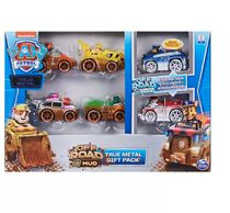 PAW PATROL パウパトロール Die Cast Gift 6点セット