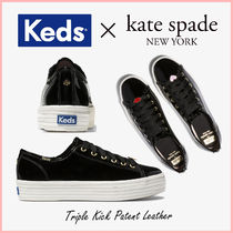 【国内発送】kedsコラボTriple Kick Patent Leather セール