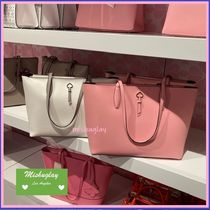 【kate spade】最終SALE★レザートート★adel large tote★A4可