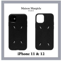 Maison Margiela iPhone 11, 11Pro, iPhone12 対応ケース