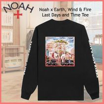 20AW◆Noah x Earth, Wind & Fire◆Last Days and Time Tee