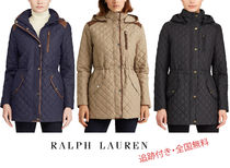 Ralph Lauren★Quilted Hooded Anorakコート(追跡付き/全国無料)