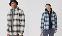 KITH Plaid Shirt Jacket Winter 2020