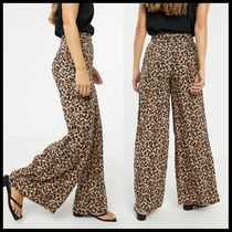 ASOS Glamorous relaxed wide leg trousers