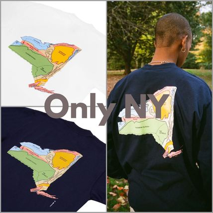 ★Only NY NY Trail Crew Shirt トレイル ロンT★