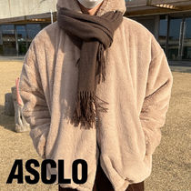 ASCLO Daily Mink Hood Zip Up (4color)