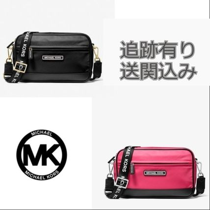 セール Michael Kors Nylon Medium Camera Bag カメラバッグ
