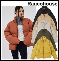 【RAUCOHOUSE】Wearable casual padding jumper