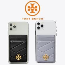 Tory Burch【国内発送・関税込】KIRA CHEVRON PHONE CARD POCKET