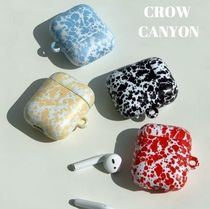 CROW CANYON HOME(クロウキャニオンホーム) テックアクセサリー 【CROW CANYON】airpods1/2 aripods pro マーブルケース