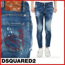 ◆D SQUARED2◆SKATER JEANS S71LB0774 S30342 470◆正規品◆