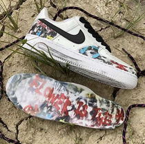 PEACEMINUSONE x NIKE AIR FORCE 1 PARA-NOISE PART2 パラノイズ