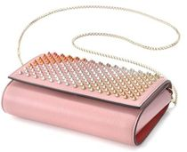 CHRISTIAN LOUBOUTIN*Paloma Clutch*ピンク 斜めがけ