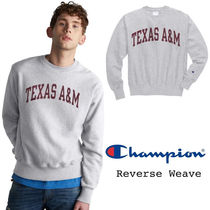 Champion☆Reverse Weave NCAA スウェット 'TEXAS A&M'