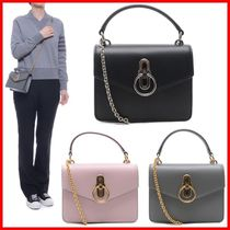Mulberry(マルベリー) ショルダーバッグ・ポシェット ★Mulberry★Small Amberley 2WAY バッグ☆正規品・安全発送☆