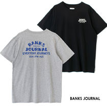 【最短翌日着】BANKS EVERYWHERE CLASSIC TEESHIRT 半袖 WTS0543