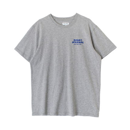 BANKS Tシャツ・カットソー 【最短翌日着】BANKS EVERYWHERE CLASSIC TEESHIRT 半袖 WTS0543(2)
