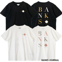 【最短翌日着】BANKS SIDE WALK CLASSIC TEE SHIRT 半袖 WTS0545