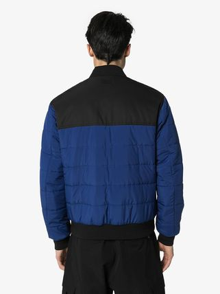 Z Zegna ブルゾン ジー・ゼニアZ Zegna Reversible Quilted Bomber Jacketブルゾン(4)