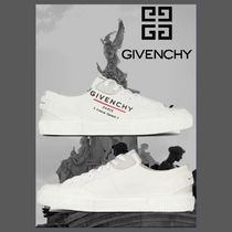 【GIVENCHY】LABELキャンバステニス スニーカー !!SALE!!