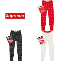 20AW Week13 Supreme Hanes Thermal Pant 1 Pack