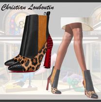 Christian Louboutin ◆ Me In The 90s Plume ◆ アンクルブーツ